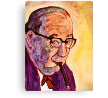 Walter. Canvas Print