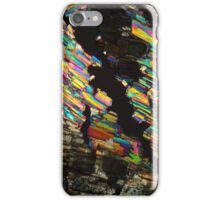 Alanine Amino Acid under the Microscope iPhone Case/Skin