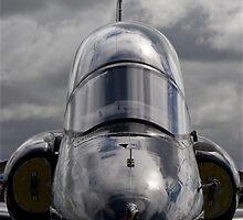 RAF Hawk by Rory Trappe