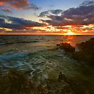 Cape Peron Sunset by Jan Fijolek