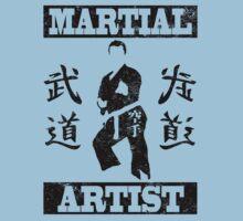 Martial Artist Kids Tee