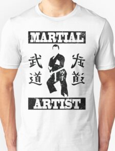Martial Artist T-Shirt