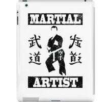 Martial Artist iPad Case/Skin
