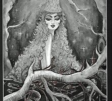 queen of the forest by melaniedann