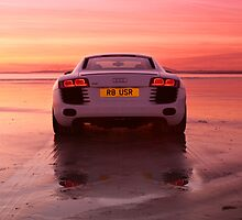 AUDI R8 by Rory Trappe