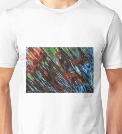 Abstract Photography not enhanced Unisex T-Shirt