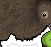 Cannibal Kiwi Sticker