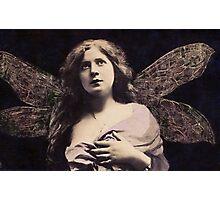 Vintage *Fairy Belle* Photographic Print