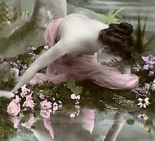 Vintage *Reflecting Beauty* by VintageMoon
