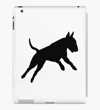 Bull Terrier (Hucklebutt!) iPad Case/Skin