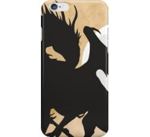 Tolkien - Smaug - Dragon against the Moon iPhone Case/Skin