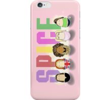 Spice Girl Tiggles iPhone Case/Skin
