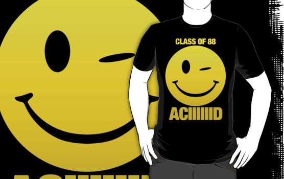 Acid house class of 88 by buud
