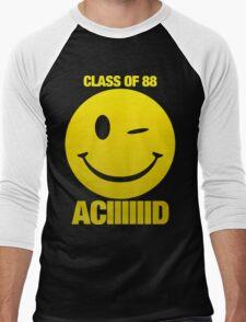Acid house class of 88 Men's Baseball ¾ T-Shirt