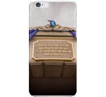 Diamond Celebration - Leave Today iPhone Case/Skin