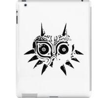 Majora's Mask (Black) iPad Case/Skin