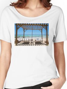 Relax at Bora Bora Women's Relaxed Fit T-Shirt