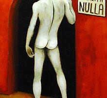 The contemporary man's destination by fulvio