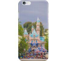 Diamond Celebration - Disneyland Castle iPhone Case/Skin
