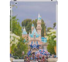 Diamond Celebration - Disneyland Castle iPad Case/Skin