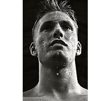 The Fighter Photographic Print