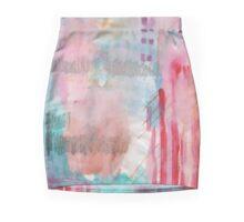DOWN TOWN(C2010) Mini Skirt