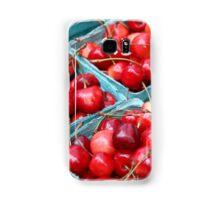 Sweet Cherries Samsung Galaxy Case/Skin
