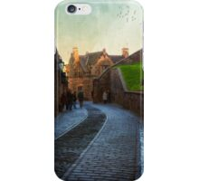 The Gathering - Edinburgh Castle iPhone Case/Skin