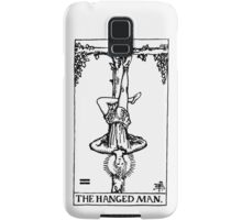 The Hanged Man (Light) Samsung Galaxy Case/Skin