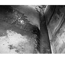 Old Tenn Tunnel Photographic Print