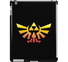 Triforce (Yellow) iPad Case/Skin