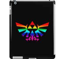 Triforce (Rainbow) iPad Case/Skin