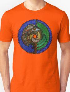 Tree Saw Blade (saw blade #3) T-Shirt