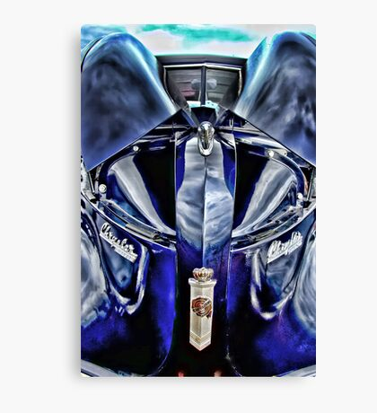 Classic Chrysler  Canvas Print