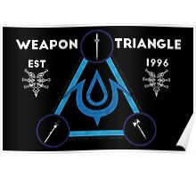 Weapons Triangle  Poster