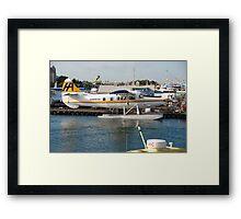 Harbour Air deHavilland DHC-3 Otter Framed Print