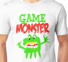 Game Monster Unisex T-Shirt