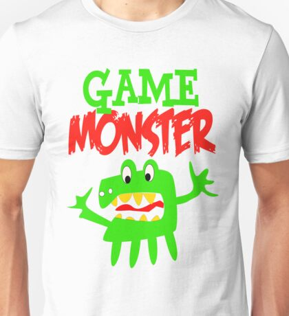Game Monster Unisex T-Shirt