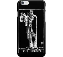 The Hermit (Shadow) iPhone Case/Skin