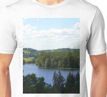 an amazing Latvia landscape Unisex T-Shirt