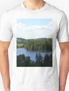 an amazing Latvia landscape T-Shirt