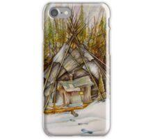 Nohkum's Shawl iPhone Case/Skin