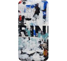 Drink iPhone Case/Skin