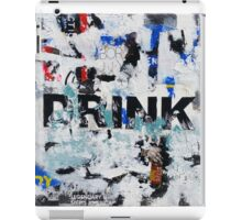 Drink iPad Case/Skin