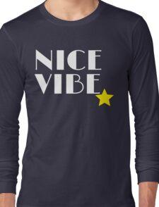 Nice Vibe (Ichigo Street Clothes 01) Long Sleeve T-Shirt