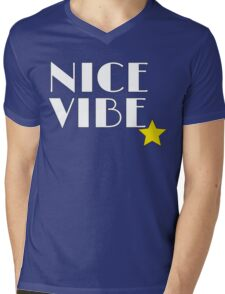 Nice Vibe (Ichigo Street Clothes 01) Mens V-Neck T-Shirt