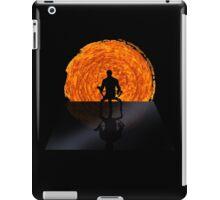 Staring into the Illusive sun iPad Case/Skin