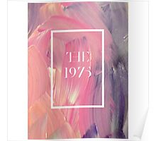 The 1975 Pink Logo Poster