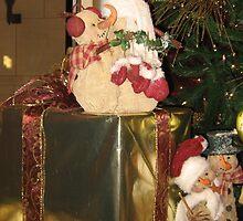 Frosty Decoration by JenniferSavage
