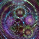 Cosmos by Helena Wilsen - Saunders